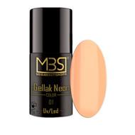 Mega Beauty Shop® Neon Gellak 5ml. (01)