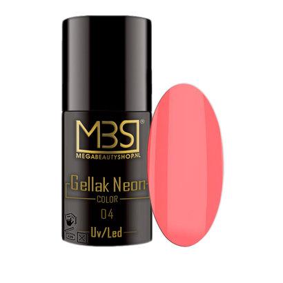 Mega Beauty Shop® Neon Gellak 5ml. (04)
