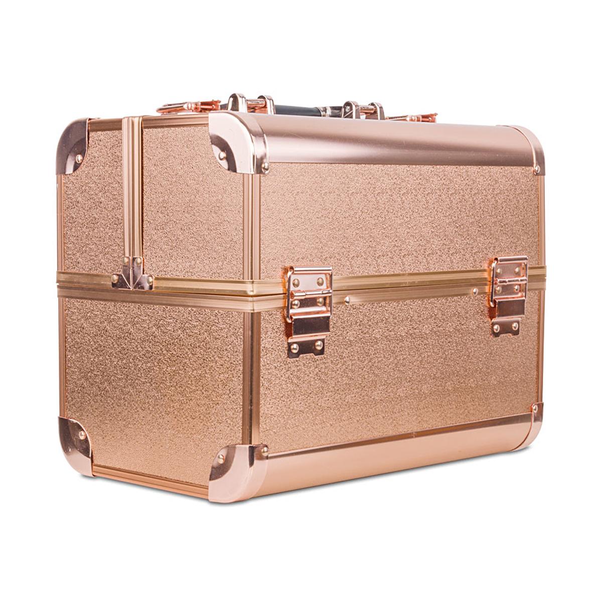 Koffer Rosé Gold