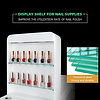 Mega Beauty Shop® Manicuretafel met afzuiging  (3100)  links