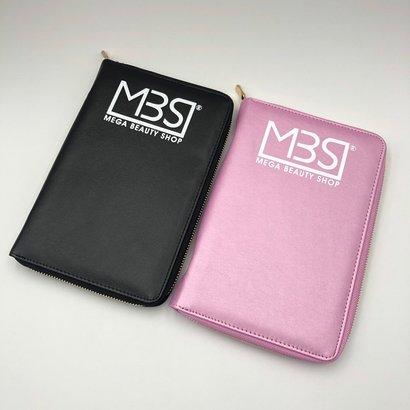 Mega Beauty Shop® Nail Art Stamping Plate opbergtas- Roze