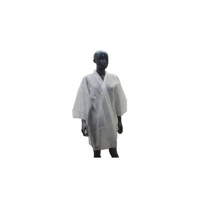 QUICKEPIL Kimono SPA wegwerp wit (10stuks)
