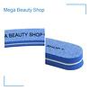 Mega Beauty Shop® Nail buffer Krom  (1stuk) Roze
