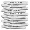 Mega Beauty Shop® Nail buffer Diamant (1stuk) Wit