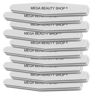 Mega Beauty Shop® Nail buffer Diamant (10stuk) Wit
