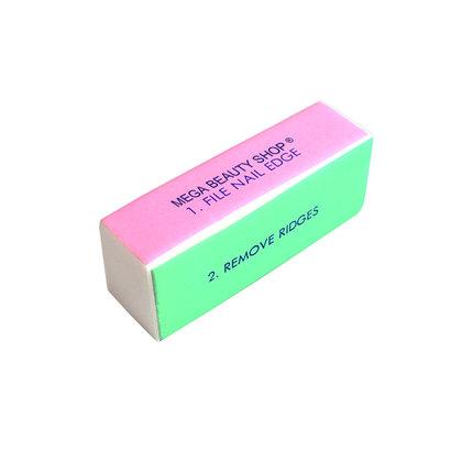 Mega Beauty Shop® Buffer blok (10stuk)