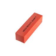 Mega Beauty Shop® Nagel polijstblok Oranje  (1stuk)