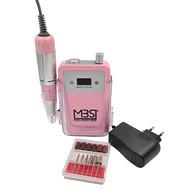 Mega Beauty Shop® Draagbare elektrische nagelfrees PRO - Roze