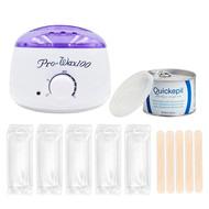 Mega Beauty Shop® Waxapparaat Pro Wax 100 starterset 8. Wit