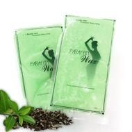 Merkloos Paraffine wax Groene thee 450 gram