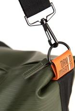DavidMartinBags.com Travelbag Let's Get Lost, reistas Dark Olive Green