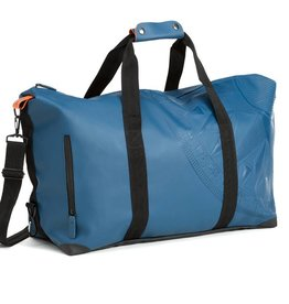 DavidMartinBags.com Travelbag Let's Get Lost, reistas Denim Dark Blue