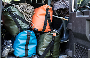 Travel light and in style