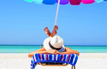 Alles wat je moet weten over zonnebrand!