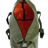 Travelbag Medium Let's Get Lost - Dark Olive Green