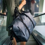Travelbag Large - Painless Tattoo Antracite