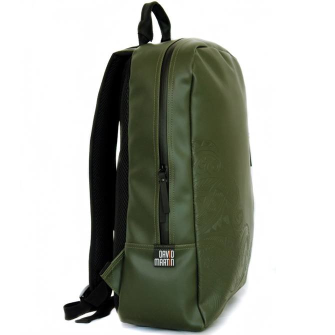 Backpack Painless Tattoo - Dark Olive Green
