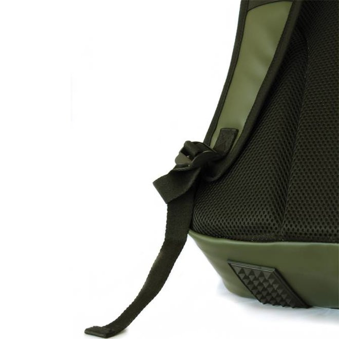 BACKPACK PAINLESS TATTOO  - DARK GREEN
