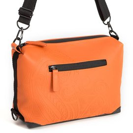 DavidMartinBags.com Travelkit Painless Tattoo, Terra Cotta Orange