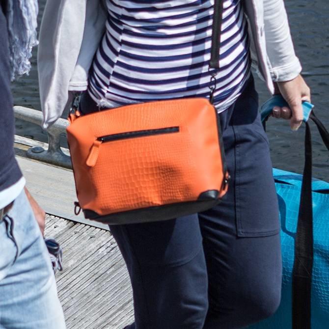 Minibag Terra Cotta Orange