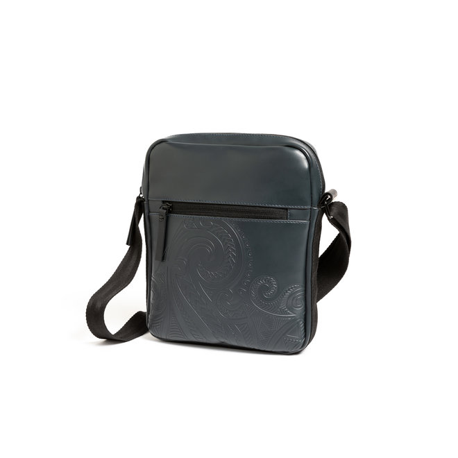 CROSSBAG PAINLESS TATTOO - DARK GREY