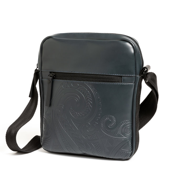 Crossbag Painless Tattoo - Anthracite