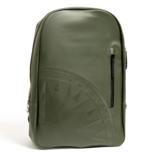 Backpack Let's Get Lost - Dark Olive Green