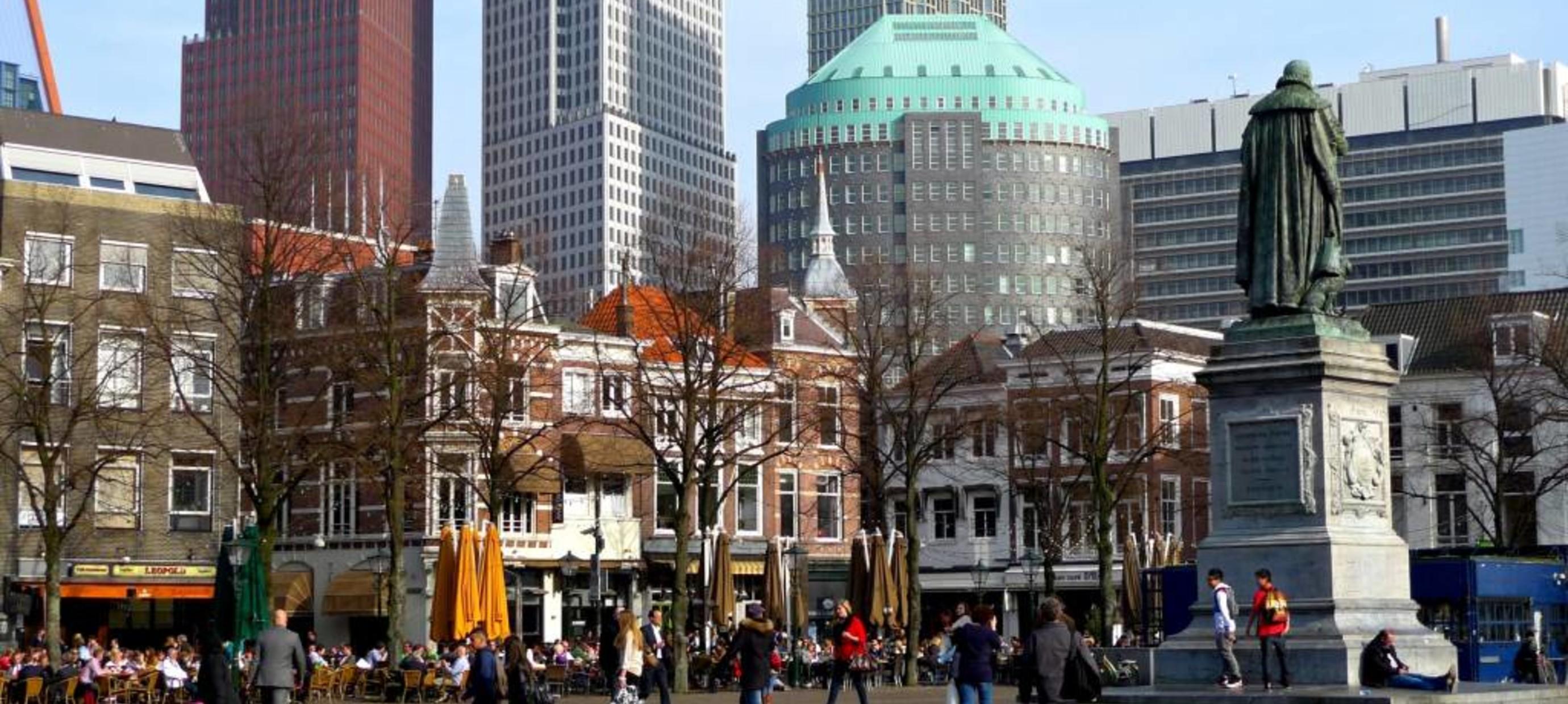 Met de DavidMartin Travelbag naar: mijn thuisstad, Den Haag