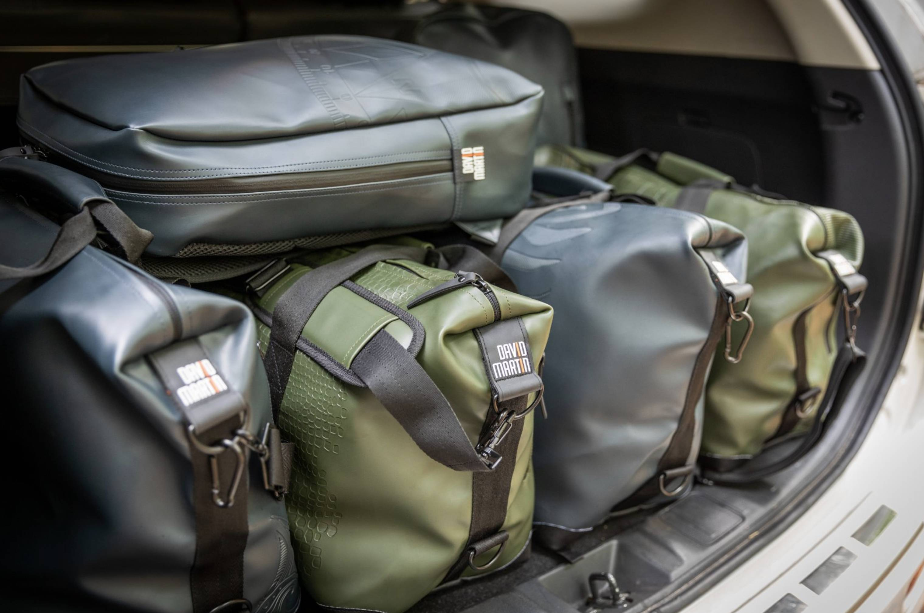 LIFE-CHANGING BAGS