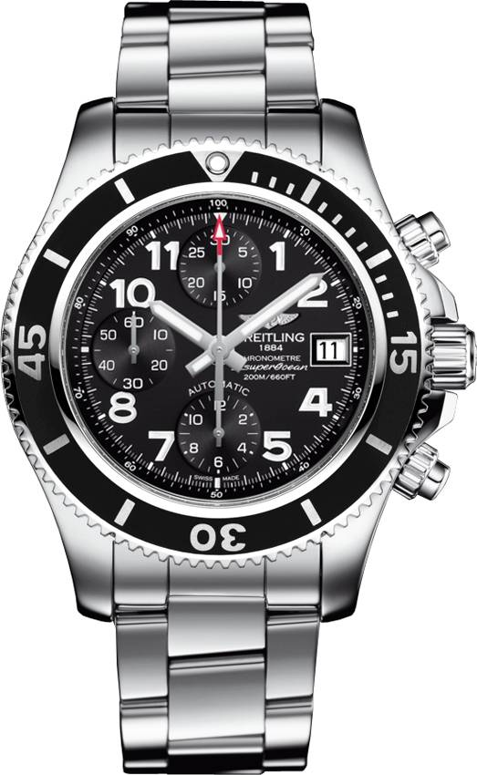 Breitling Breitling Superocean  Chronograph 42  A13311C9/BE93/161A
