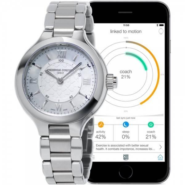 Frederique Constant Frederique Constant Horological Smartwatch FC-281WH3ER6B