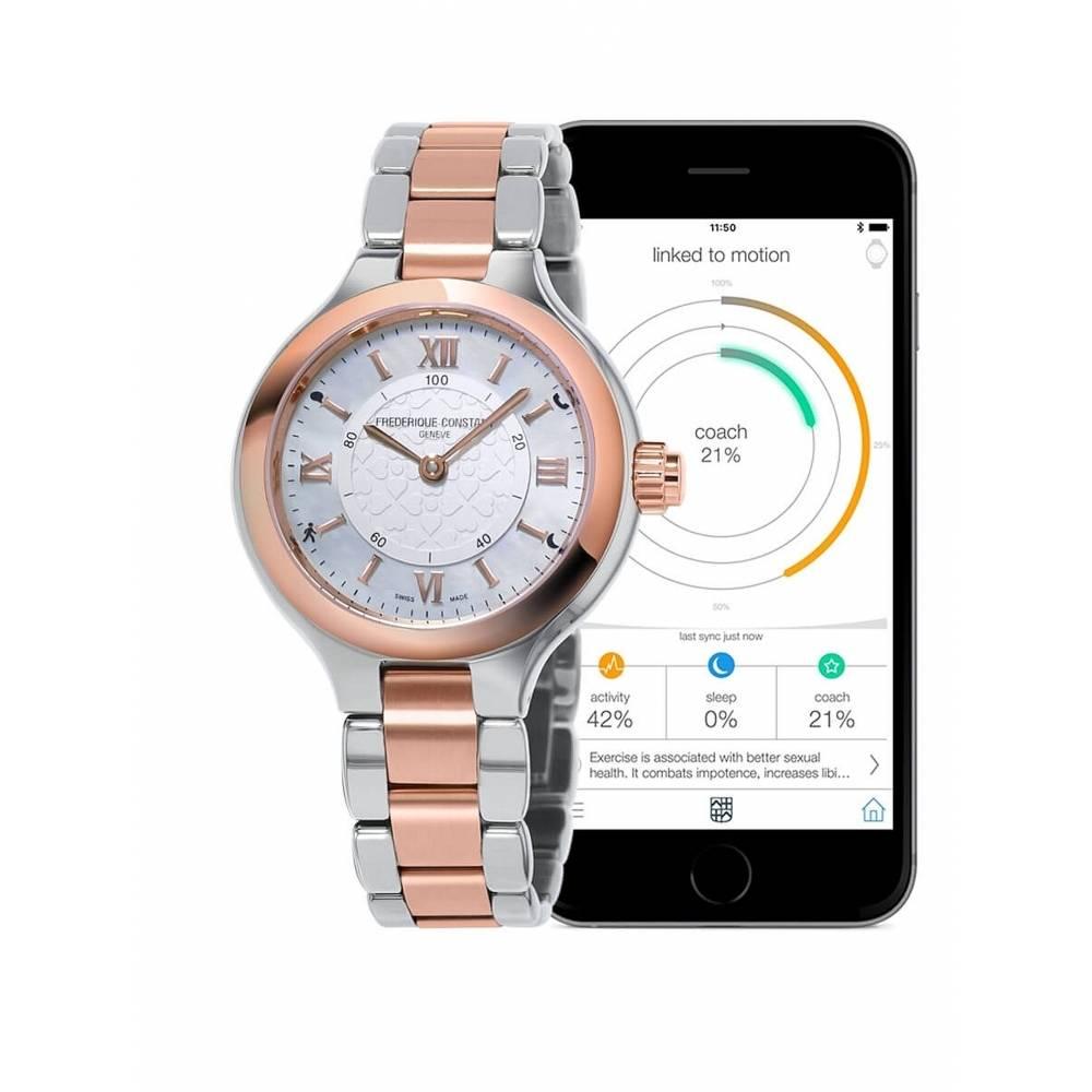 Frederique Constant Frederique Constant Horological Smartwatch FC-281WH3ER2B