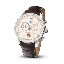 TNG Swiss Watches Classic Cup Chronograph TNG10155.C