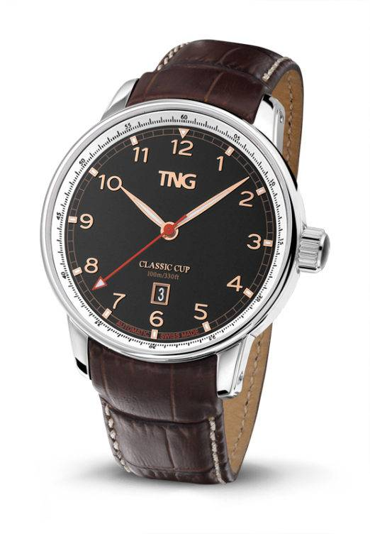 TNG Swiss Watches TNG Classic Cup Automatic TNG10157.E