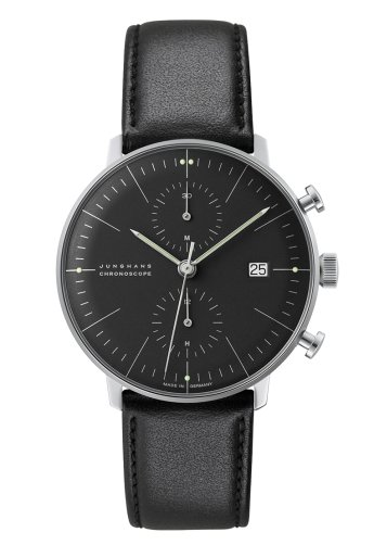Junghans Junghans Max Bill Chronoscope 027/4601.00