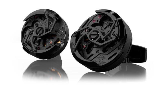 ENCELADE 1789 ENCELADE 1789 Encelade 1811 Rotor Black PVD 1811 RotorBLK