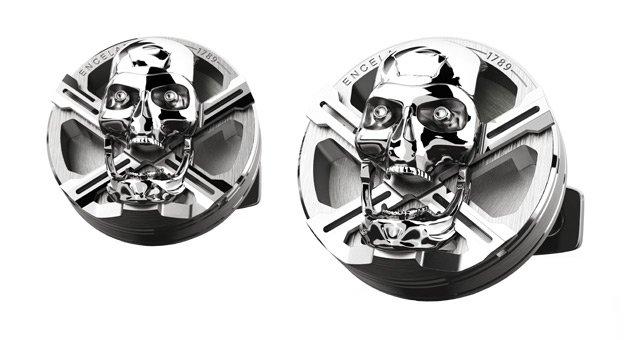 ENCELADE 1789 ENCELADE 1789 Encelade 1820 Rotor Skull Steel 1820 Rotor ST Skull