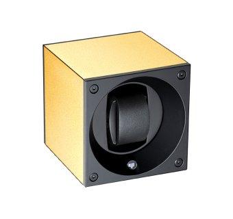 Swiss Kubik Swiss Kubik Anodized Gold SK01-AE006GOLD