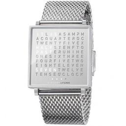 Qlocktwo Horloge W3ENBRMBR1