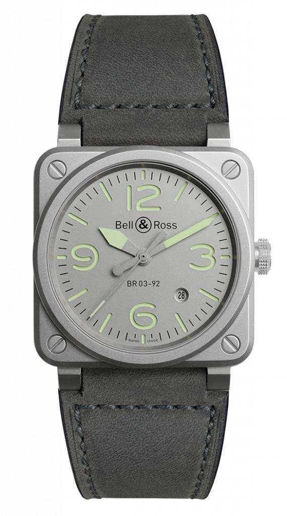 Bell & Ross Bell & Ross BR0392-GR-ST BR0392-GR-ST/SCA