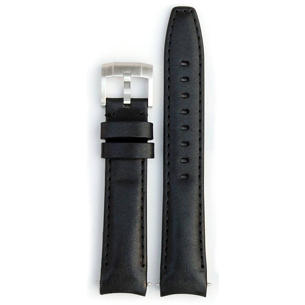 Everest Rolex straps Everest black Curved End Strap for Rolex, EH9BLK4