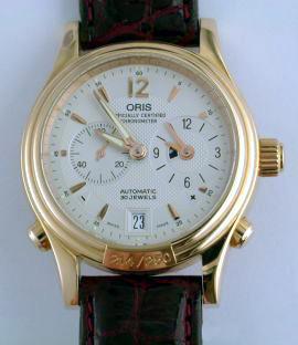 Oris Oris Limited Edition World Time Jules Vernes 695-7489-6061