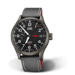 Oris REGA Limited Edition Big Crown ProPilot GMT 01 748 7710 4284-Set
