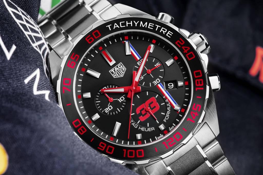 TAG Heuer TAG Heuer Formula 1 Max Verstappen Special Edition 2018 CAZ101U.BA0843
