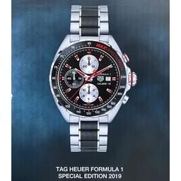 TAG Heuer Formula 1 Max Verstappen Special Edition 2019 CAZ2018.BA0970
