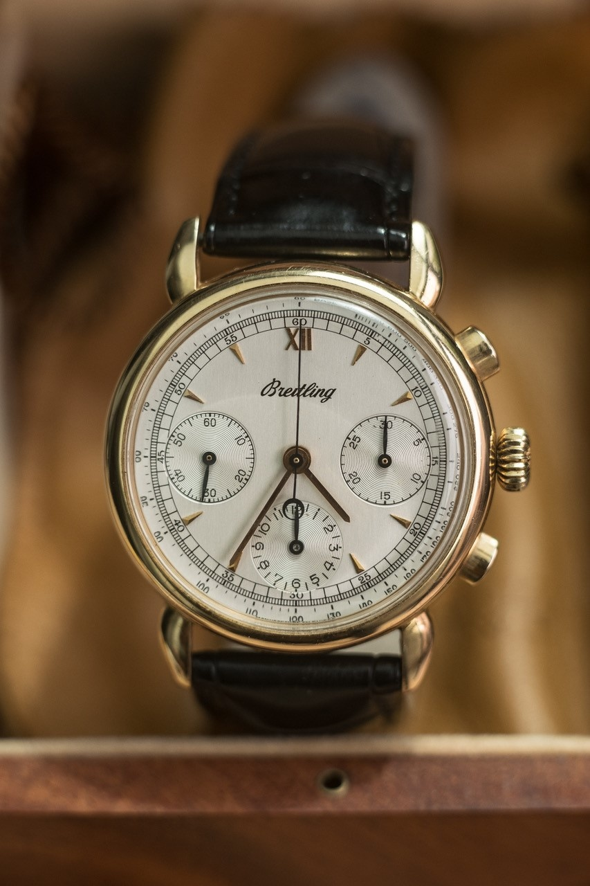 Breitling Breitling Montbrillant Limited Edition 75 pieces