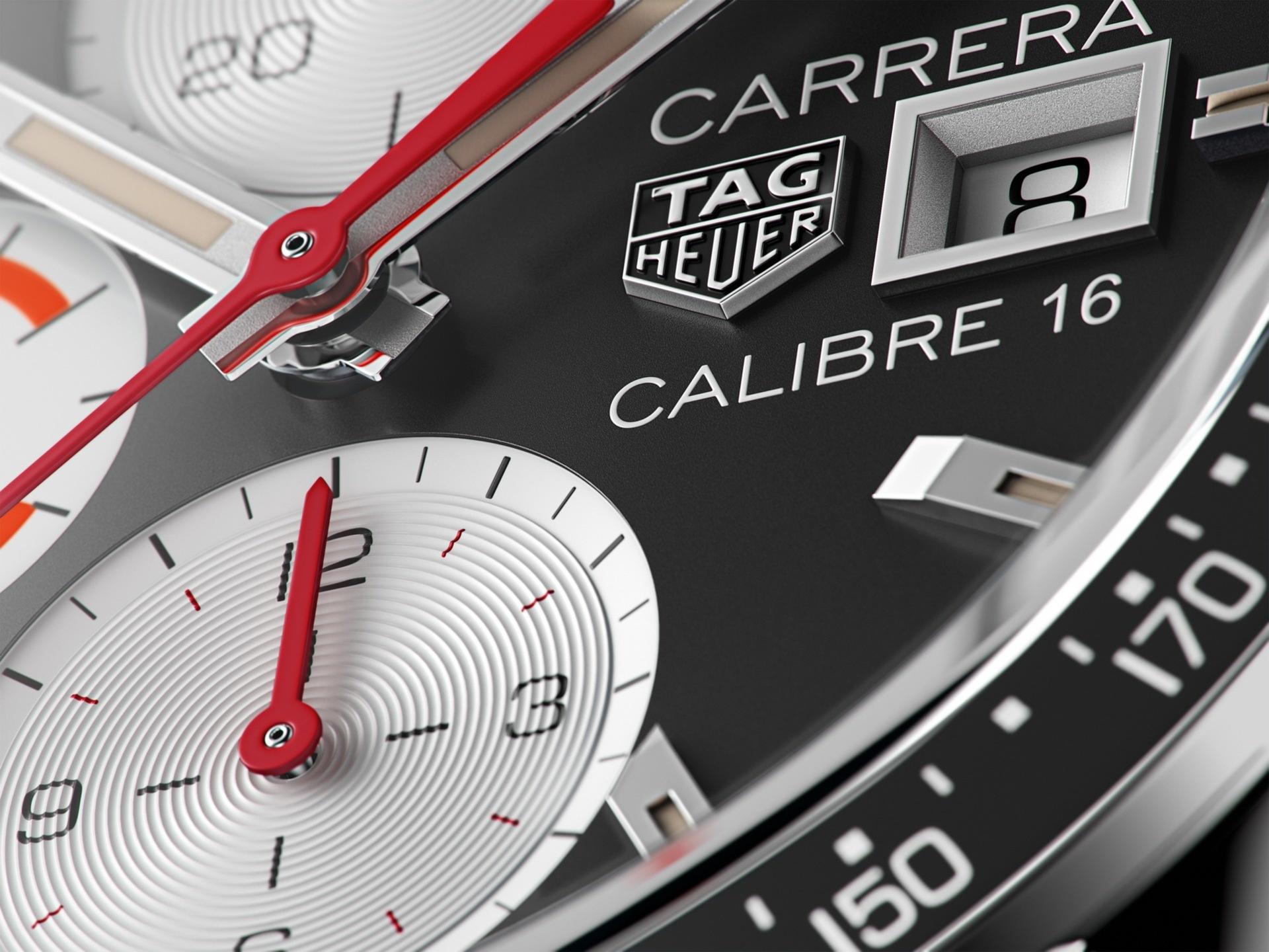TAG Heuer TAG Heuer Carrera CV201AP.FC6429