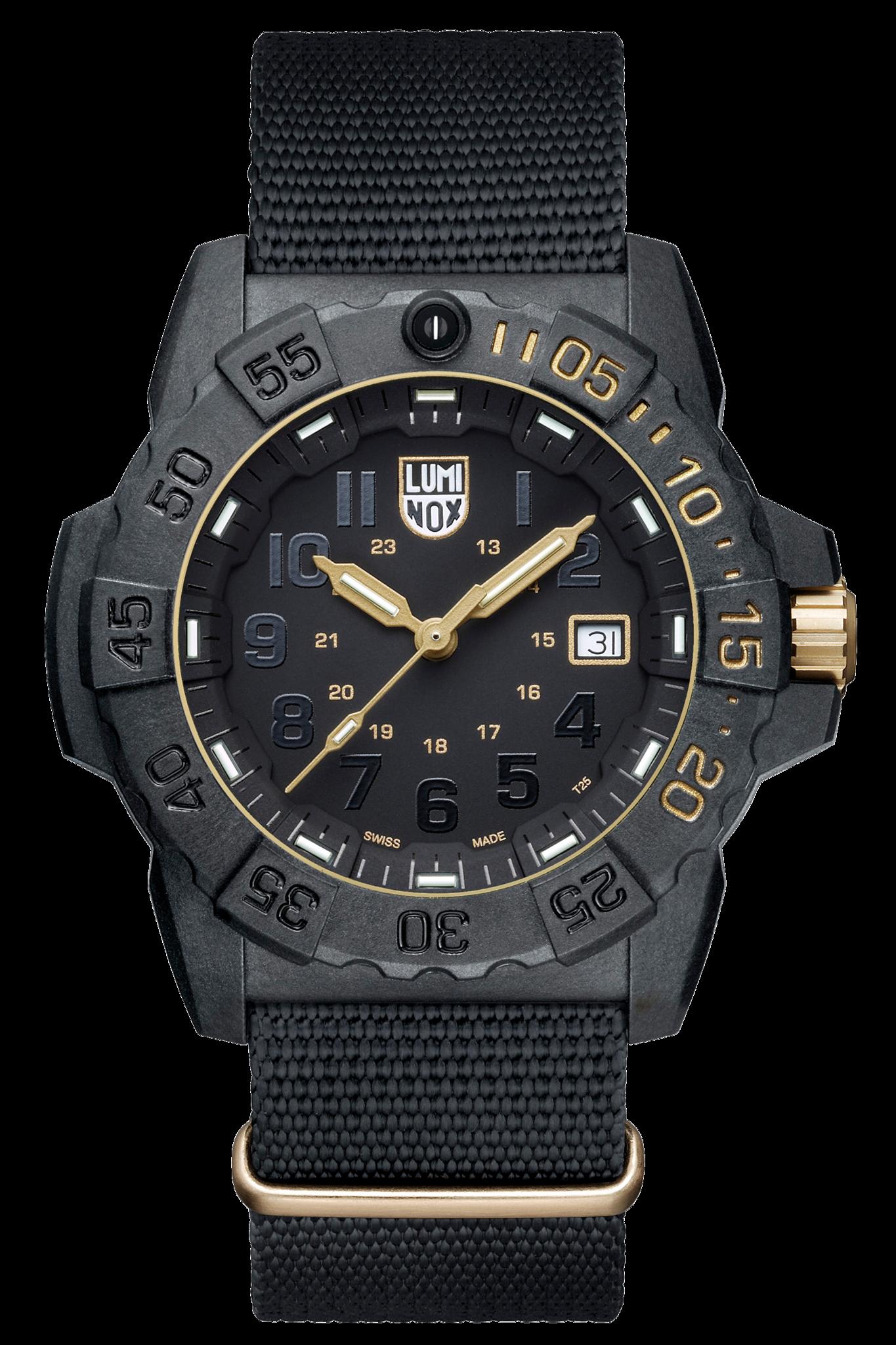 Luminox Luminox Navy Seal 3501 Gold Set