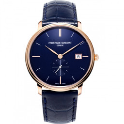 Frederique Constant Frederique Constant Slimline Gents Small Seconds FC-245N5S4