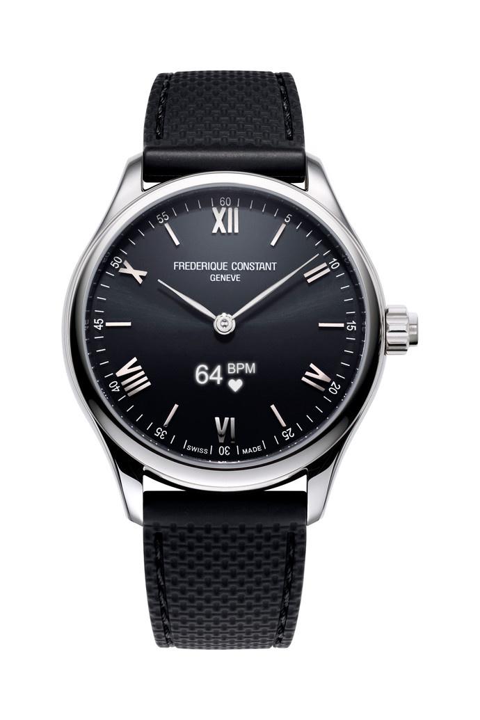 Frederique Constant Frederique Constant Smartwatch Gents Vitality FC-287B5B6